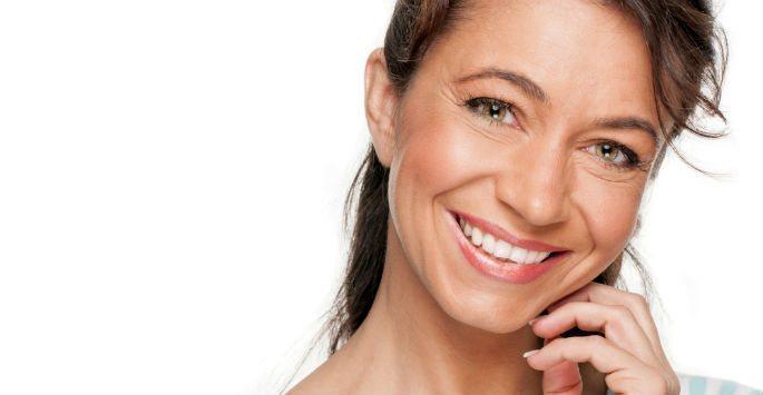 loose facial skin