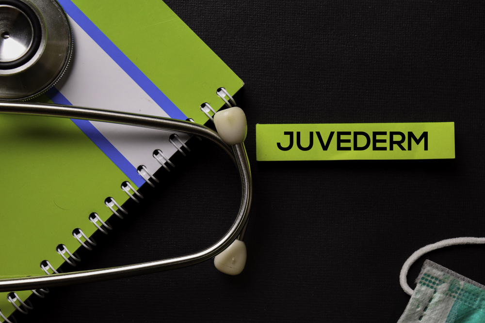 juvederm, Where Can Juvederm Be Injected?