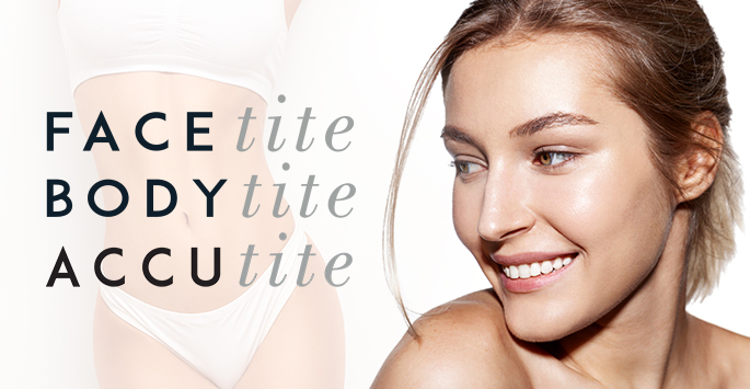 , FaceTite/BodyTite/AccuTite